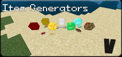 Item Generators