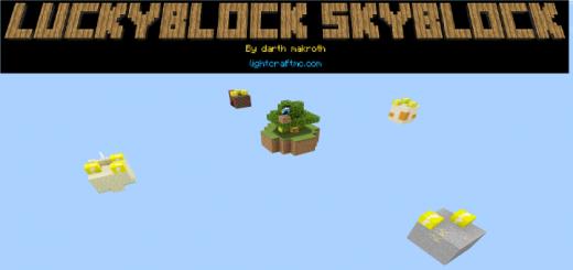 LuckyBlock Skyblock