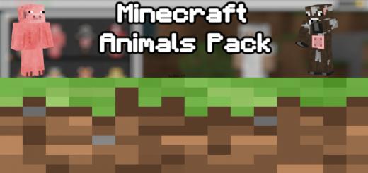 Minecraft Animals Pack