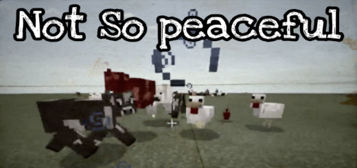 Not So Peaceful (New Difficulty Addon)