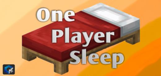 One Player Sleep (Addon)