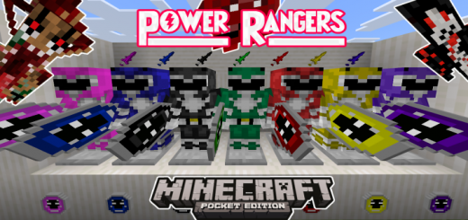 Power Rangers Addon