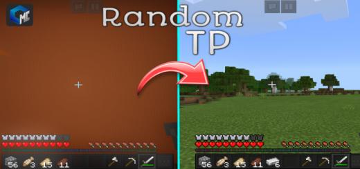 Random TP Bedrock (Map/Survival)