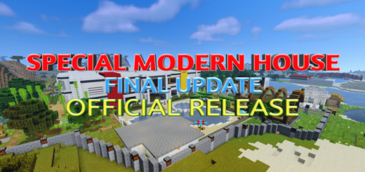 Special Modern House (FINAL Update)