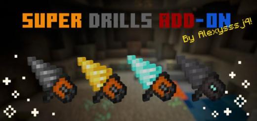 Super Drills Add-on
