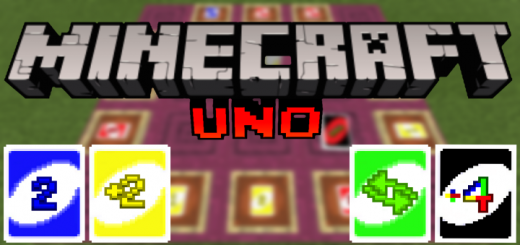UNO Card Game Addon (Plus Bonus Map!)