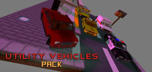 Utility Vehicles Pack