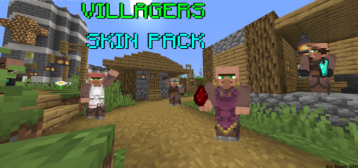 Villagers Skin Pack