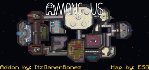 Among Us (Map) (Addon)