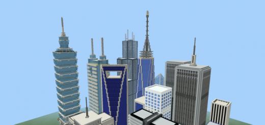 Anatopia City Map (Beta)