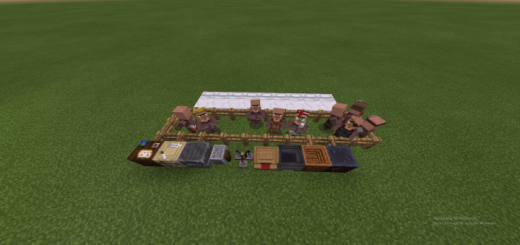 Better Villagers Add-On
