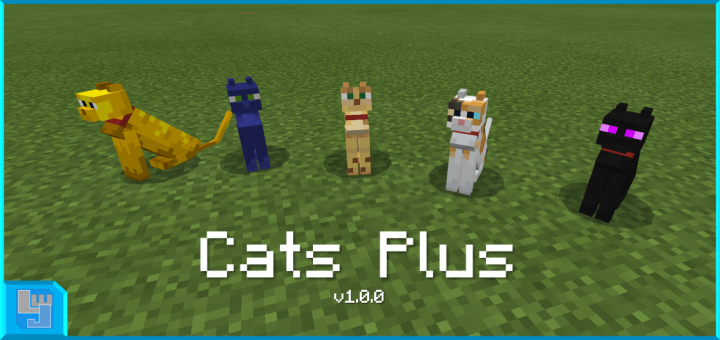Cats Add On Minecraft Pe Mods Addons