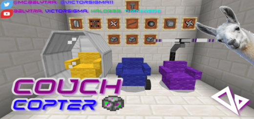 CouchCopter Addon
