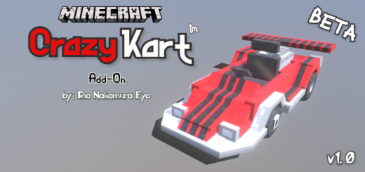 Crazy Kart Add-On (Beta)