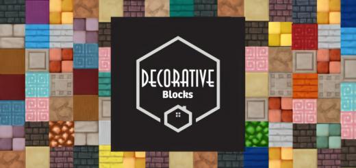DBlocks Add-on   +75 New Decorative Blocks!
