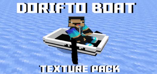 Dorifto Tofu Boat!