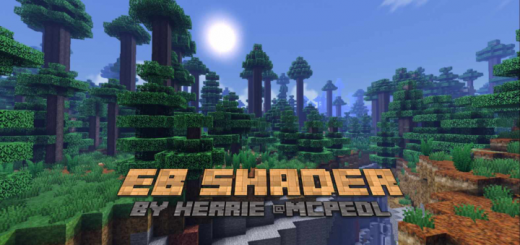 EB SHADER (Android/iOS) (1.16+)