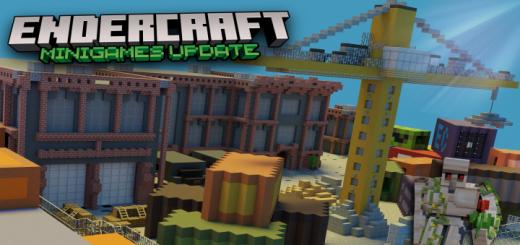 Endercraft Realm – Minigames Update