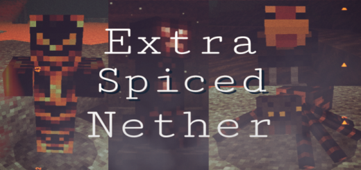 Extra Spiced Nether! (PE)