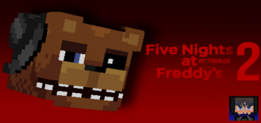 Five Nights At Freddy's 2-TreBlox