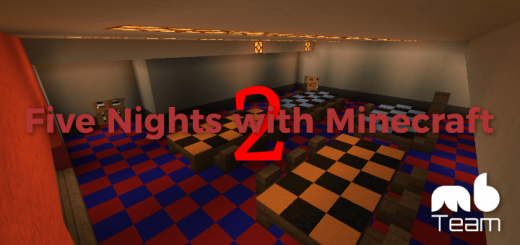 Five Nights with Minecraft 2