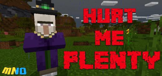 HURT ME PLENTY – Survival Addon