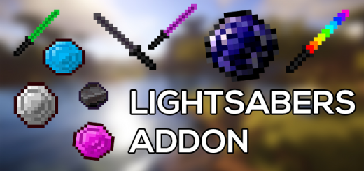 Lightsabers Add-on (Pro Edition)