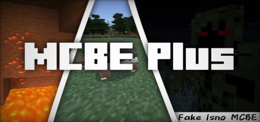 MCBE Plus [Fina Update Before Release]