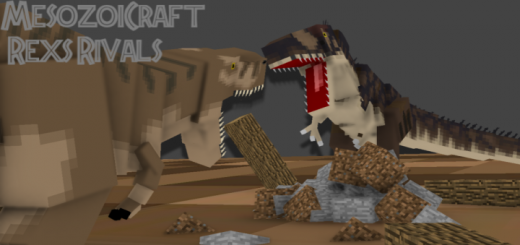 MesozoiCraft: Rex's Rivals