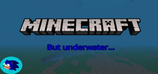 Minecraft, But It's Underwater v1.0.0