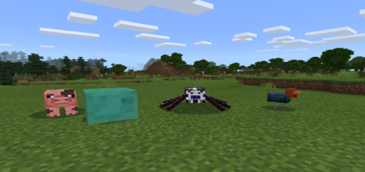 Minecraft Earth Features Addon