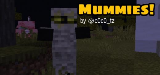 Mummies!