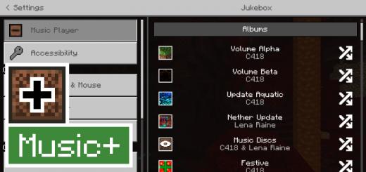 Music+ Resource Pack