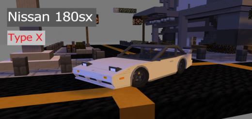 Nissan 180sx Addon (NFS 2/4)