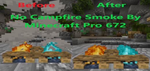 No Campfire Smoke