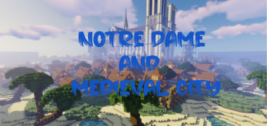 Notre Dame & Medieval City