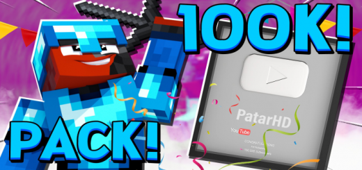 PatarHD 100k PvP Texture Pack!