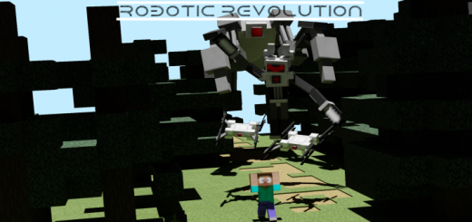 Robotic Revolution [1.16 COMPATIBLE NOW!]