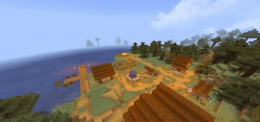 Rock Ness Lake & Village