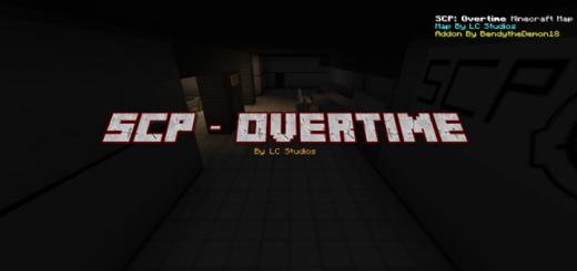 SCP – Overtime v0.2.1