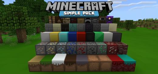 Simple Pack [16×16]