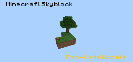 Skyblock: Fan-Made Update