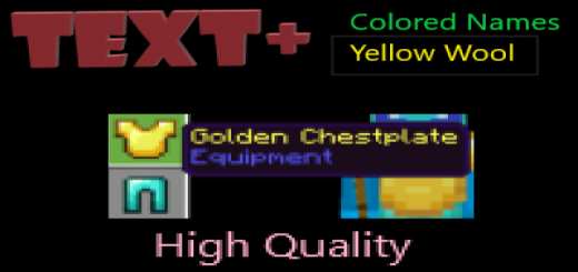 Text+ (Colors)