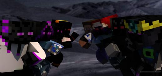 The Ender Skin Pack