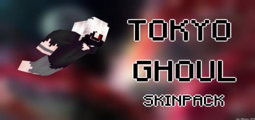 Tokyo Ghoul Skin Pack