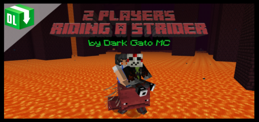 2 Players Riding a Strider