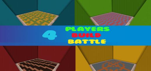 4 Players Build Battle