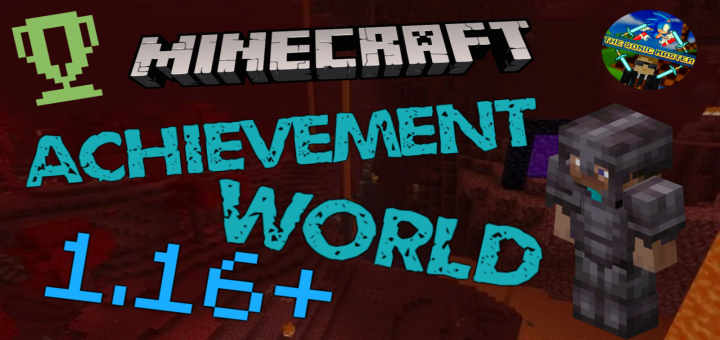 Achievement World 1 16 Minecraft Pe Maps