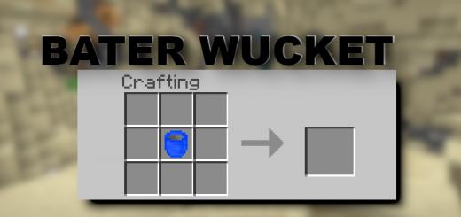 Bater Wucket