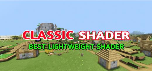CLASSIC Shader v2.2B